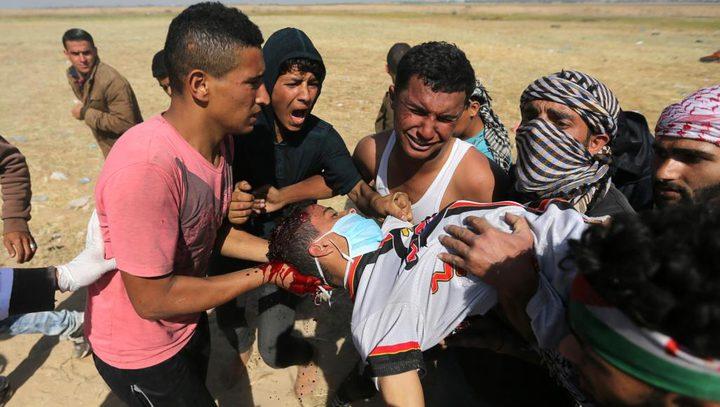 استشهاد 8 مواطنين وإصابة 761 آخرين بجروح خلال الشهر الماضي