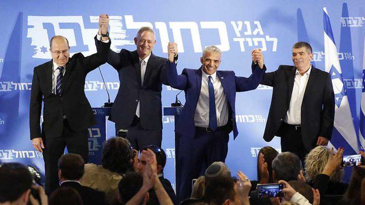 كحول لفان لن يتطرق للصراع الفلسطيني الإسرائيلي ببرنامجه الانتخابي