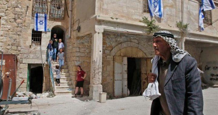 مستوطنون يستولون على عقار في البلدة القديمة بالقدس