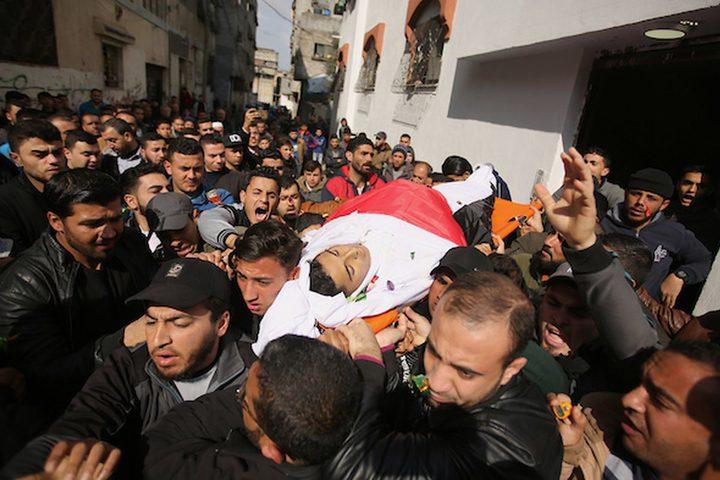 256 شهيداً و29 ألف إصابة خلال مسيرات العودة