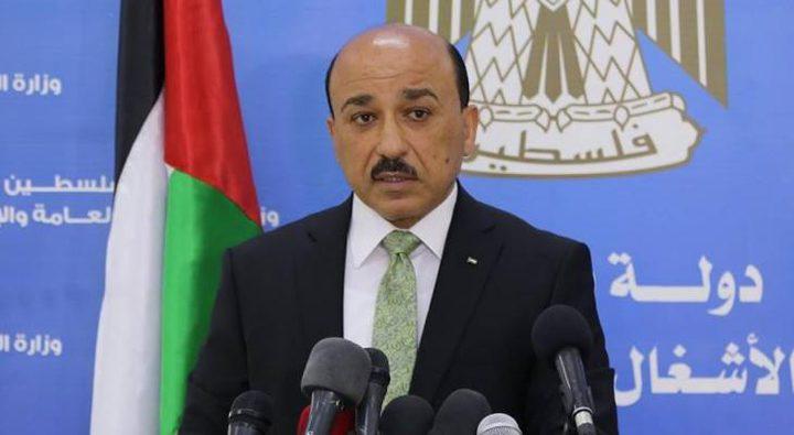 الحساينة:2 مليون دولار لمشاريع البنية التحتية ضمن المنحة الكويتية