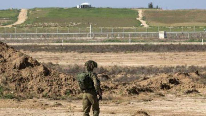 الاحتلال يزعم اعتقال فلسطيني من الداخل حاول التسلل لغزة