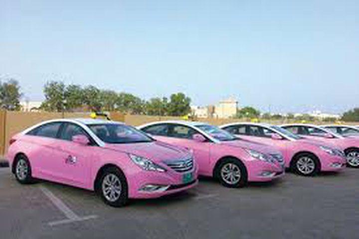 تاكسي للنساء فقط في الشيشان