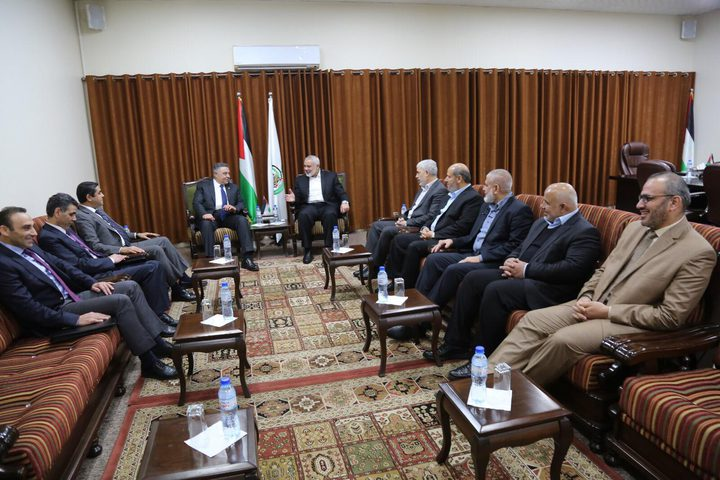 بدران يكشف تفاصيل اجتماع الوفد الامني المصري مع حماس