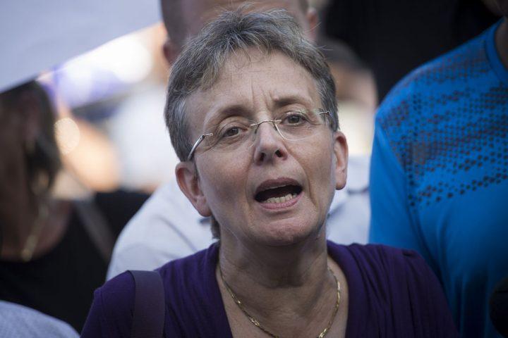 """والدة الأسير لدى حماس""""غولدن"""" توجة رسالة إلى نتنياهو"""