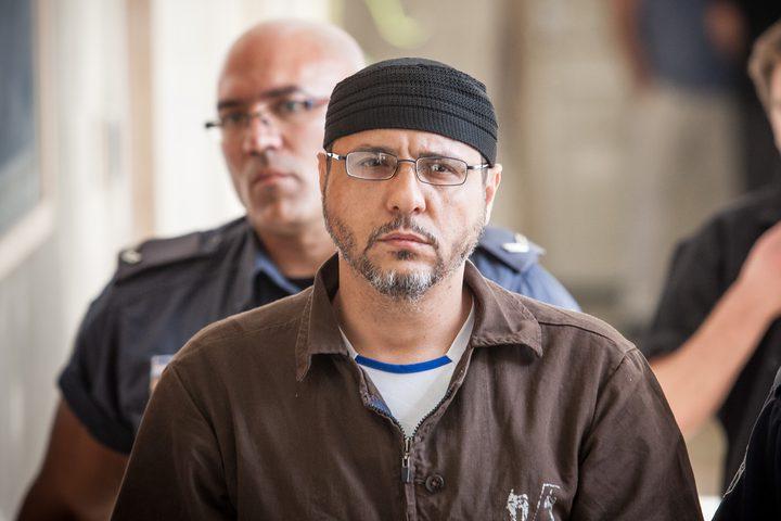 الأسير عبد الله البرغوثي يدخل عامه الـ16 في سجون الاحتلال