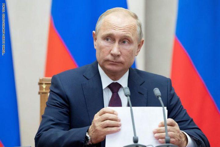 بوتين يعرض عقد اجتماع قمة بين أبو مازن ونتنياهو