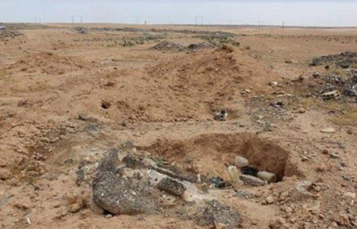 سوريا.. العثور على رفات 300 شخص داخل مقبرة جماعية