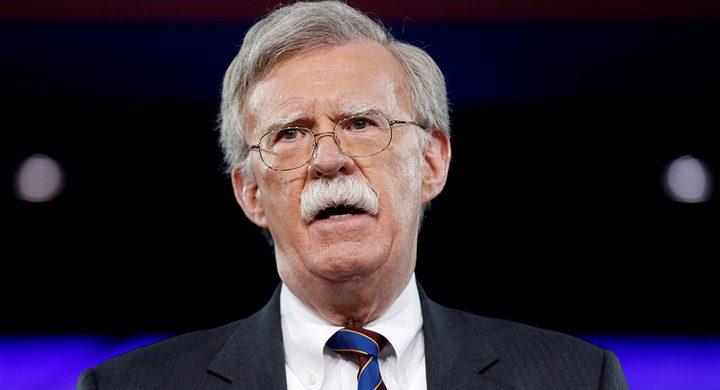 بولتون: واشنطن تدرس خيارات لفرض عقوبات جديدة ضد كوريا الشمالية