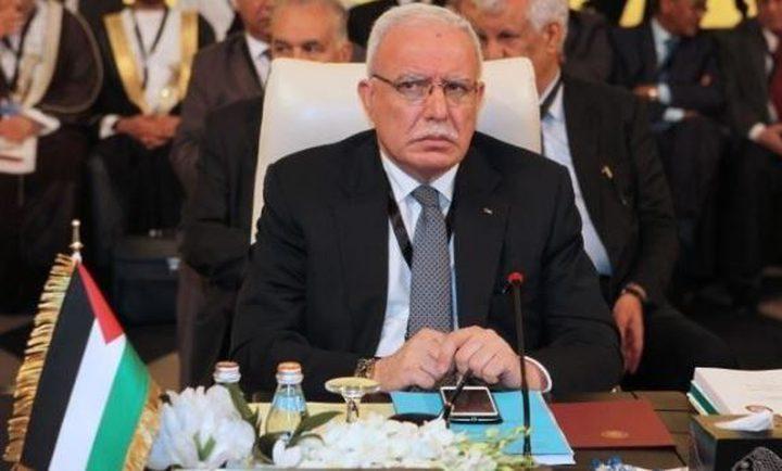 المالكي يطالب بالالتزام بدعم موازنة الأونروا وتجديد تفويضها