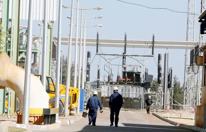 وفد متخصص في الطاقة المتجددة من غزة يزور سلطة الطاقة في رام الله
