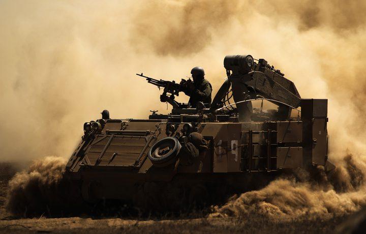 مناورة للاحتلال تُحاكي اقتحام مقاومين في المستوطنات المحيطة بغزة