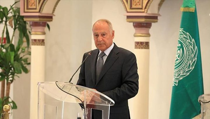 أبو الغيط: حضور سوريا قمة تونس لم يطرح رسميا