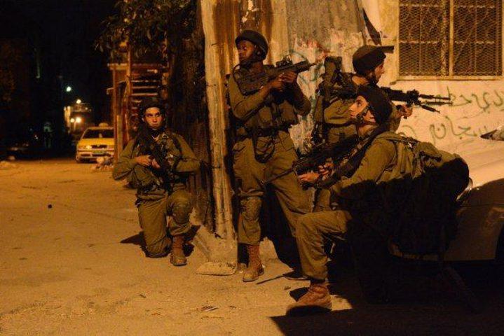 الاحتلال يصيب رضيعا ويعتقل مواطنين في بيت لحم