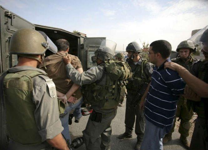 الاحتلال يشن حملة اعتقالات بالضفة