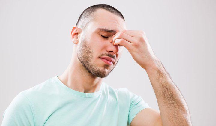 دراسة: إلتهاب الجيوب يزيد من الاكتئاب والقلق