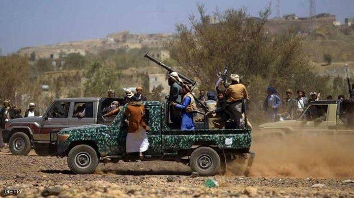 معارك عنيفة بين قبائل حجور والحوثيين في حجة