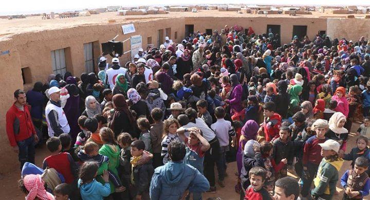 موسكو تدعو واشنطن للتعاون في حل مأساة اللاجئين السوريين