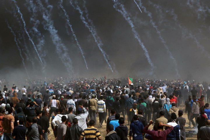 """هيئة العودة تطلق على الجمعة المقبلة """"المسيرات خيارنا"""""""