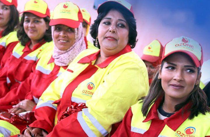 مسابقة في المغرب لاختيار ملكة جمال عاملات النظافة
