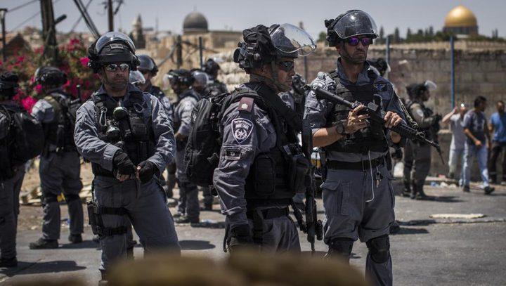 الاحتلال يدفع بتعزيزات عسكرية واسعة للقدس