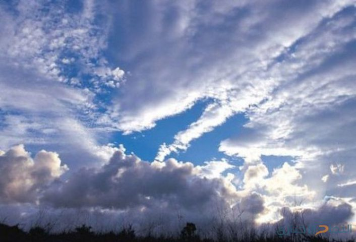 الطقس: فرصة ضعيفة لسقوط أمطار وأجواء غائمة جزئيا حتى الاثنين