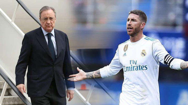 رحيل راموس  سيكلف  ريال مدريد مبالغ هائلة