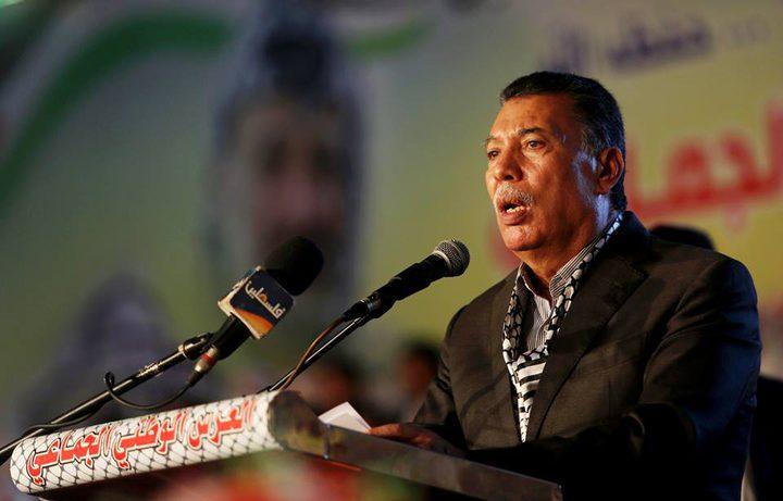 أبو سمهدانة يندد بمحاولة اغتيال حلس ويدعو حماس لتحمل المسؤولية