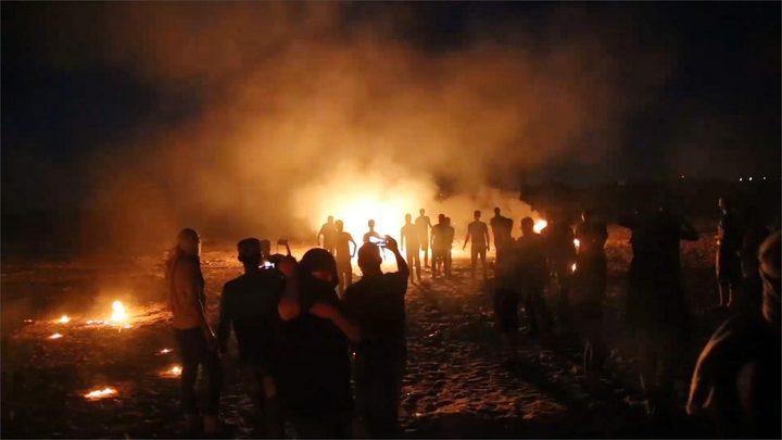 إصابة مواطن برصاص الاحتلال شرق البريج