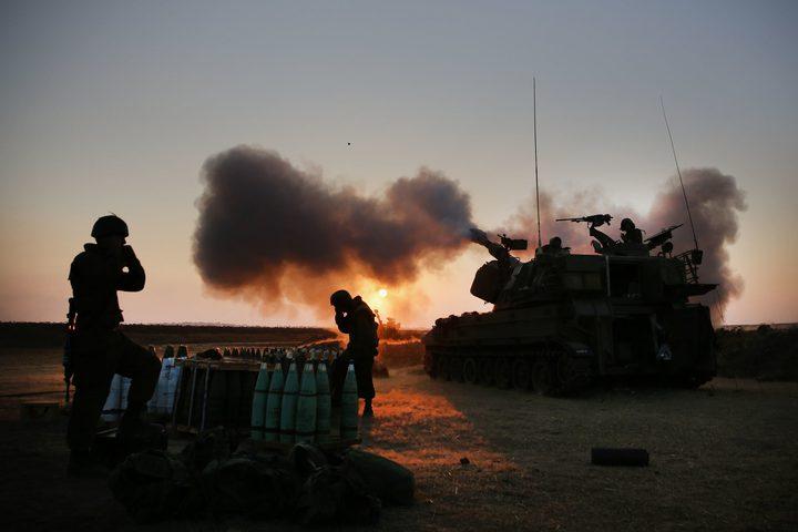 الاحتلال يبدأ مناورات في المستوطنات المحيطة بغزة غدا