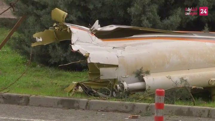مصرع 12 شخصا بتحطم طائرة في كولومبيا