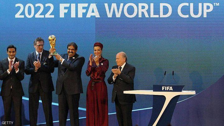"""قطر والفيفا والمونديال.. وثائق تكشف """"إجمالي قيمة الصفقة"""""""