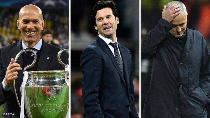 """ريال مدريد بين زيدان ومورينيو.. صحيفة تكشف """"العامل الحاسم"""""""