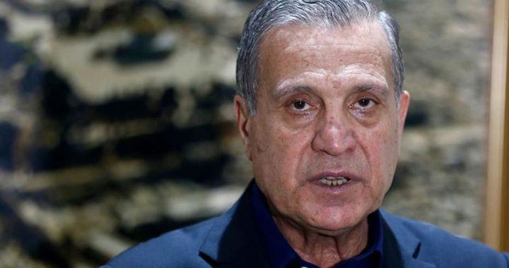 أبو ردينة يستهجن قرار اسقاط صفة الاحتلال عن الأراضي الفلسطينية