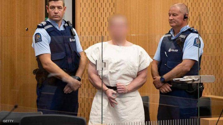 ماذا تعني الحركة التي قام بها منفذ هجوم نيوزيلندا داخل المحكمة؟