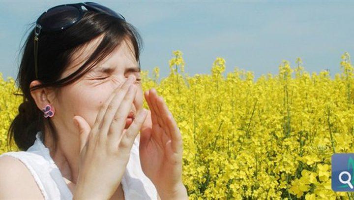 """طبيب:"""" الرمد وحساسية الأنف من أبرز أمراض الربيع تجنبوها"""