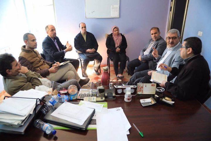 غزة: المطالبة بالافراج الفوري عن الصحافيين المعتقلين