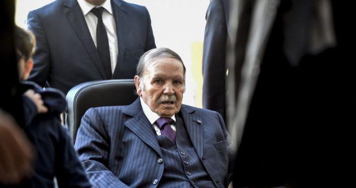 بوتفليقة: الجزائر مقبلة على تغيير نظام حكمها عبر مؤتمر شامل