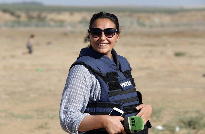 """MEE البريطاني"" يفضح استجواب وتعنيف صحفية من قبل حماس"