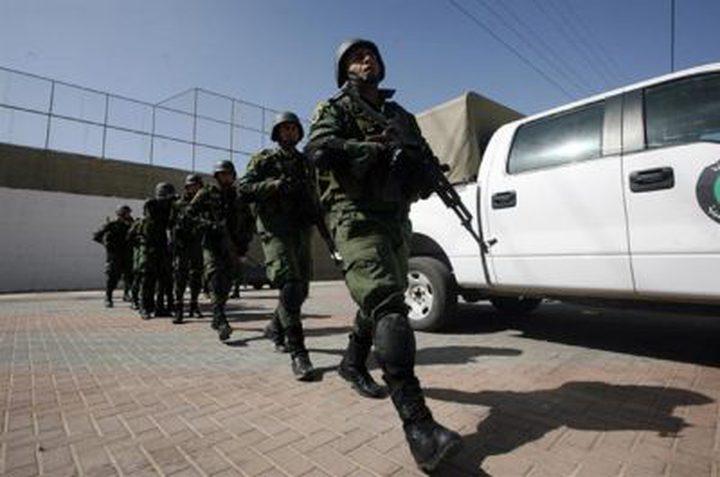 توقيع مدونة قواعد السلوك والمدونة الأخلاقية لقوات الأمن الوطني