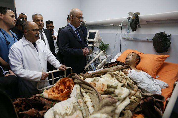 الحمدالله: الاعتداء الذي قامت به حماس عليه وعلى أبناء شعبنا في قطاع غزة، لا سيما المشاركين في الحراك الشعبي العفوي، مرفوض من الكلّ الفلسطيني