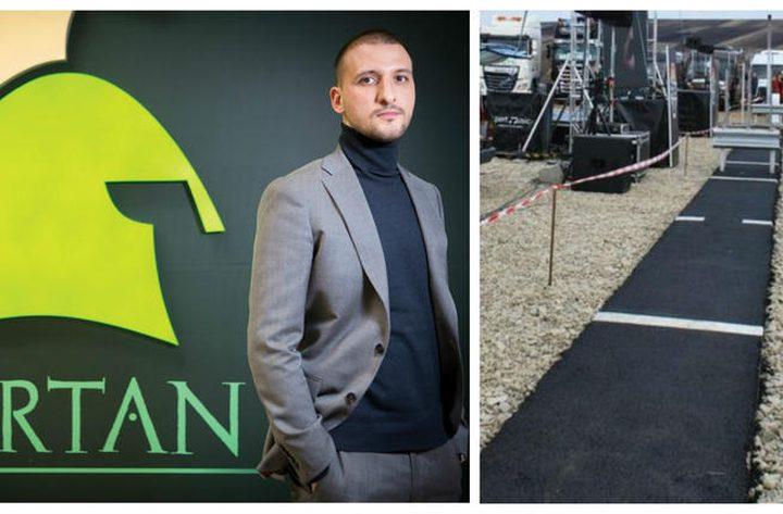 رجل أعمال روماني يبني أصغر طريق سريع في العالم.. ما غايته؟