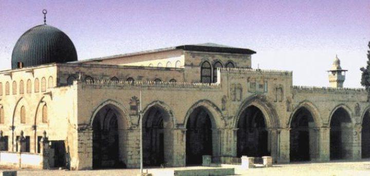 مجلس الأوقاف يطلع مسؤولين أوروبيين على الأوضاع في المسجد الأقصى