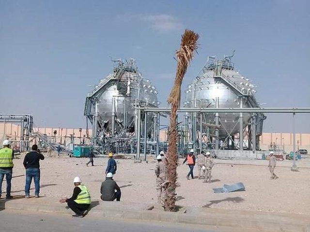 مصر: انفجار في مصنع للأسمدة الفوسفاتية