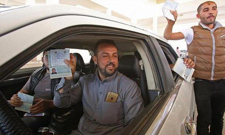 100 ألف أردني دخلوا سوريا خلال شهرين