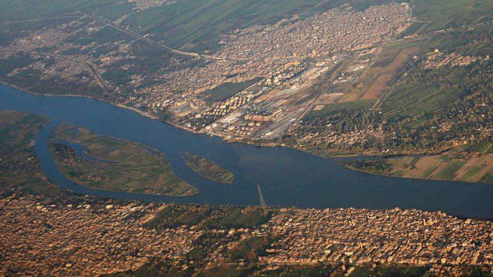 """مصر تختتم إنشاء محطة """" قياس المناسيب"""" على نهر النيل"""