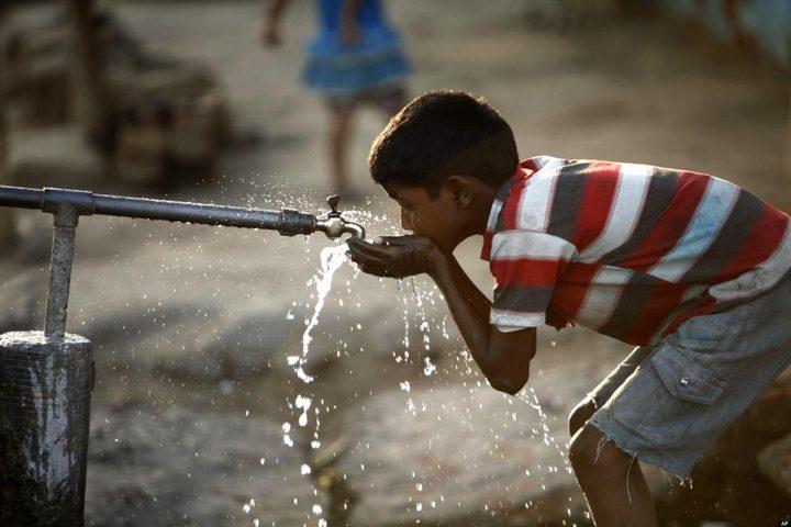 يوم المياه العالمي: 62% من الأسر تستخدم مصدر مياه شرب آمنا