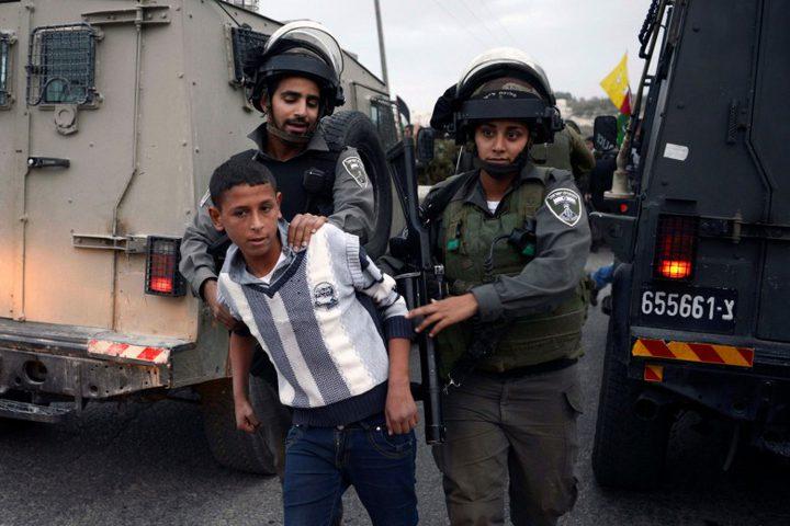 جنود الاحتلال يقتحمون مدرسة ابتدائية لاعتقال طفل في الصف الرابع