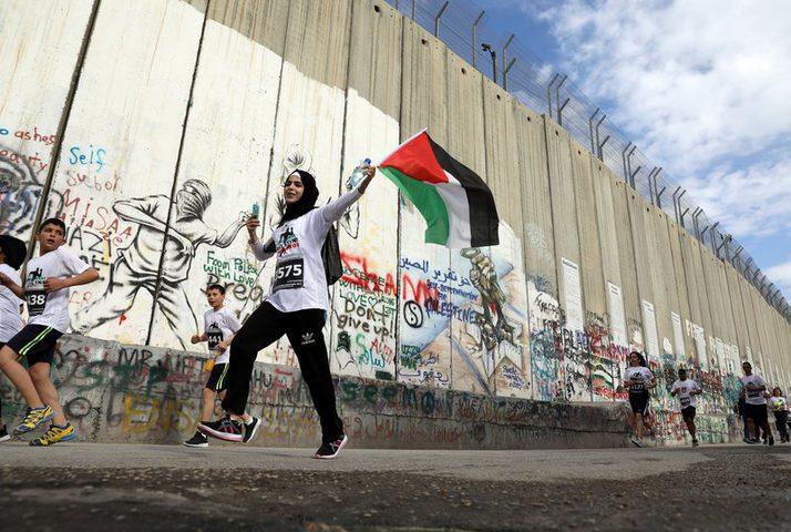 انطلاق ماراثون فلسطين الدولي السابع غدا الجمعة