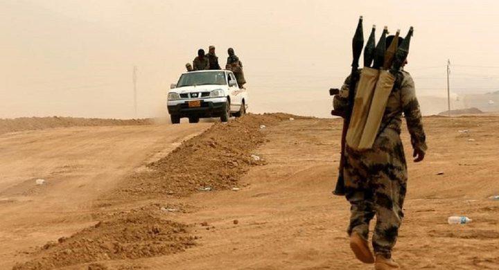 ترامب يعلن القضاء على داعش في سوريا